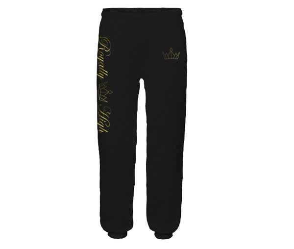 RH Ultimate Gold Crown Joggers