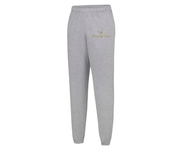 casual heather grey 420 joggers