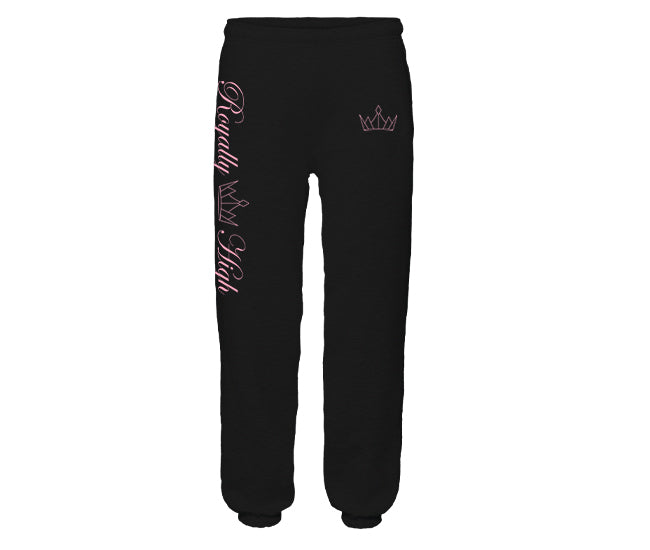 RH Ultimate Pink Crown Joggers
