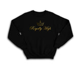 Royally High casualwear black sweatshirt