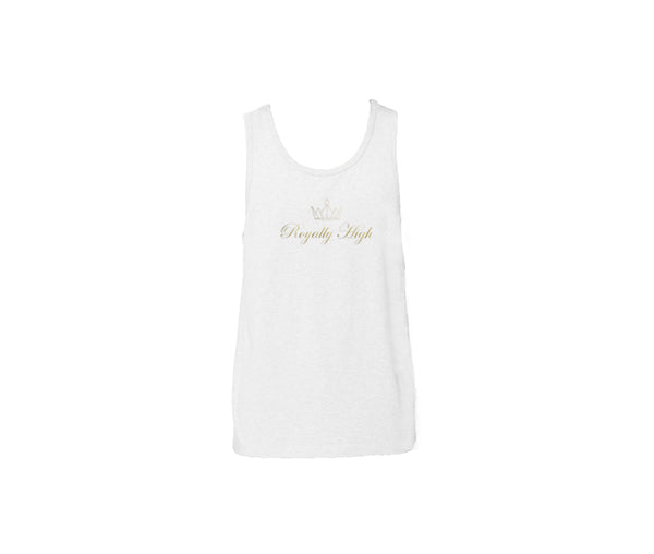 RH Gold Logo Tank Top