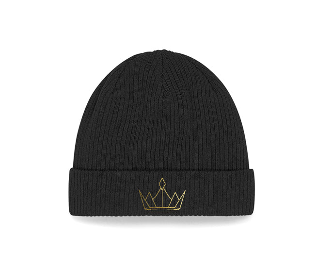 RH Gold Crown Beanie