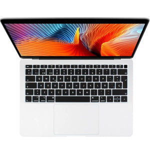 Spanish Keyboard Cover Stickers Protector for 2018 New MacBook Air 13 Inch with Touch ID & Retina  A1932 Laptop Accessories