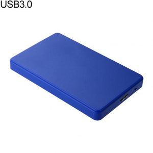 "HDD Case External USB 3.0/2.0 to Hard Disk Drive Sata 2.5"" inch HDD Adapter Case HDD Enclosure Box for PC Computer Laptop Notebo"
