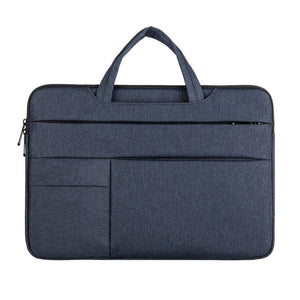 For MacBook Pro 16 Inch Multi-function Laptop Bag Notebook Pouch Protective Dustproof Portable Briefcase (QY-C015) 2019