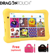 Load image into Gallery viewer, Dragon Touch Y80 Kids Tablet 8 inch HD Display 2 in 1 Android 8.1 Tablet for Children 2GB RAM 16GB Quad core IPS Wifi PC tablet