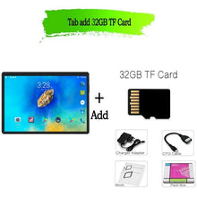 Load image into Gallery viewer, 10 Inch Original 3G Phone Call Android 7.0 Quad Core Tablet pc Android 7.0 32GB ROM WiFi GPS FM Bluetooth 1G+32G Tablet