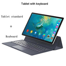 Load image into Gallery viewer, Orginal laptop 11.6 inch 2 in 1 Tablet Android 4G LTE MTK6797 10 cores Android 8.0 Tablet for Drawing Tablets with Keyboard tab