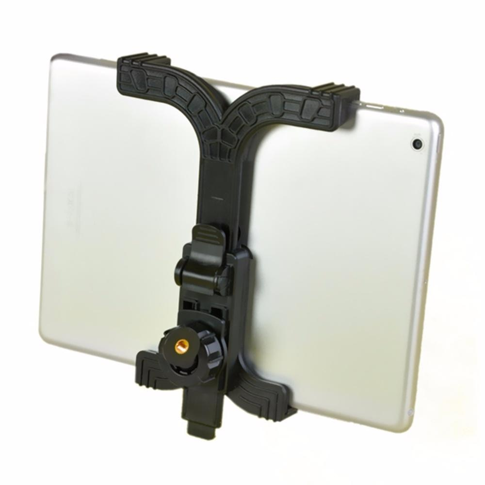 High Quality ABS Self-Stick Tripod Mount Stand Holder Tablet Mount Holder Bracket Clip Accessories For 7-11'' Tablet For iPad