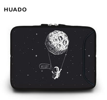 Load image into Gallery viewer, Portable Laptop Bag For Macbook 10 11.6 13.3 14.4 15.4 15.6 17 17.3 inch Netbook Zipper Sleeve Case Tablet Cover computer Bags