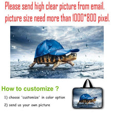 Load image into Gallery viewer, Women Man Laptop Bag 7 8 10 12 13 15 15.6 17 14 Computer Bag 15.6 PC Sleeve Bag Case Notebook Tablets Protector Pouch Case