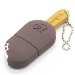 JASTER ice cream USB Flash Drive 4GB 8GB 16GB 32GB 64GB Pendrive USB 2.0