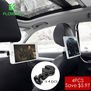 FLOVEME Universal Tablet Car Holder For iPad Air 1 2 Pro 9.7 10.5 Holder For Tablet in Car For Samsung Xiaomi Tablet Accessories