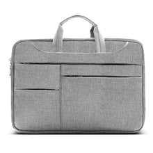 Load image into Gallery viewer, Boona 12/13.3/14/15/15.6 Inch Portable Computer Bag Oxford Zipper Laptop Bag Case Handbag For Macbook Air Pro Lenovo ASUS Sony