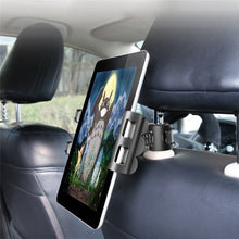 Load image into Gallery viewer, Adjustable Car Tablet Stand Holder for IPAD Tablet Accessories Universal Tablet Stand Car Seat Back Bracket For 4-11 Inch Tablet