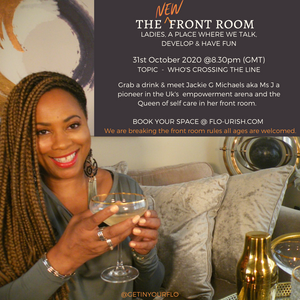 THE FRONT ROOM - OCTOBER 2020