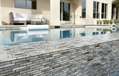 Waterline Pool Tile - Matte or Shiny for Salt Water Pool?
