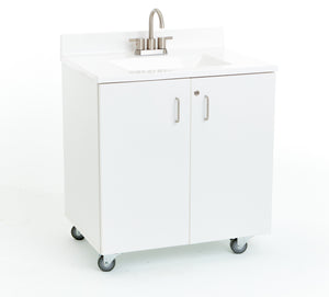 Heated Portable Handwashing Stations - Child Height