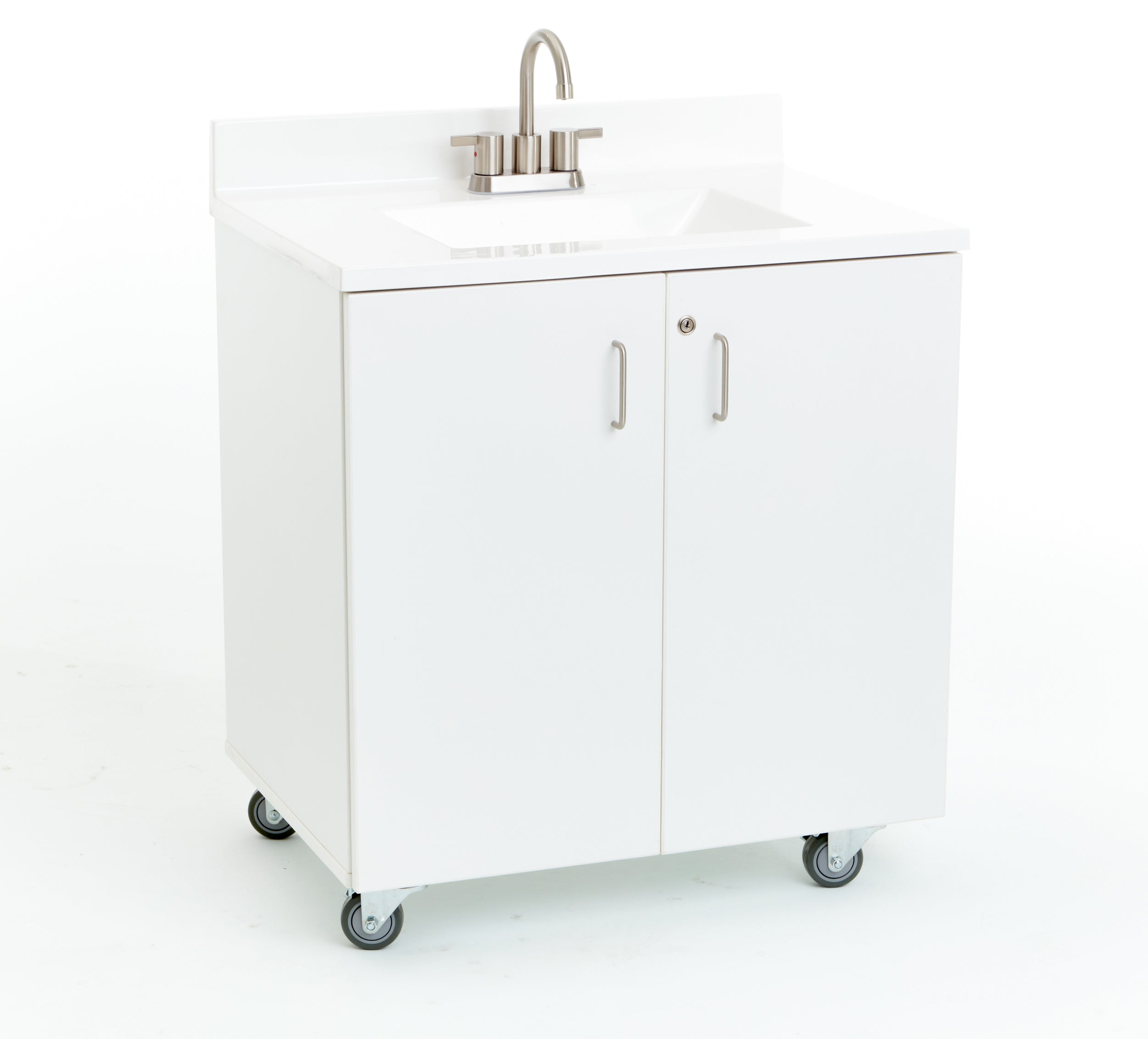 Heated Portable Handwashing Stations