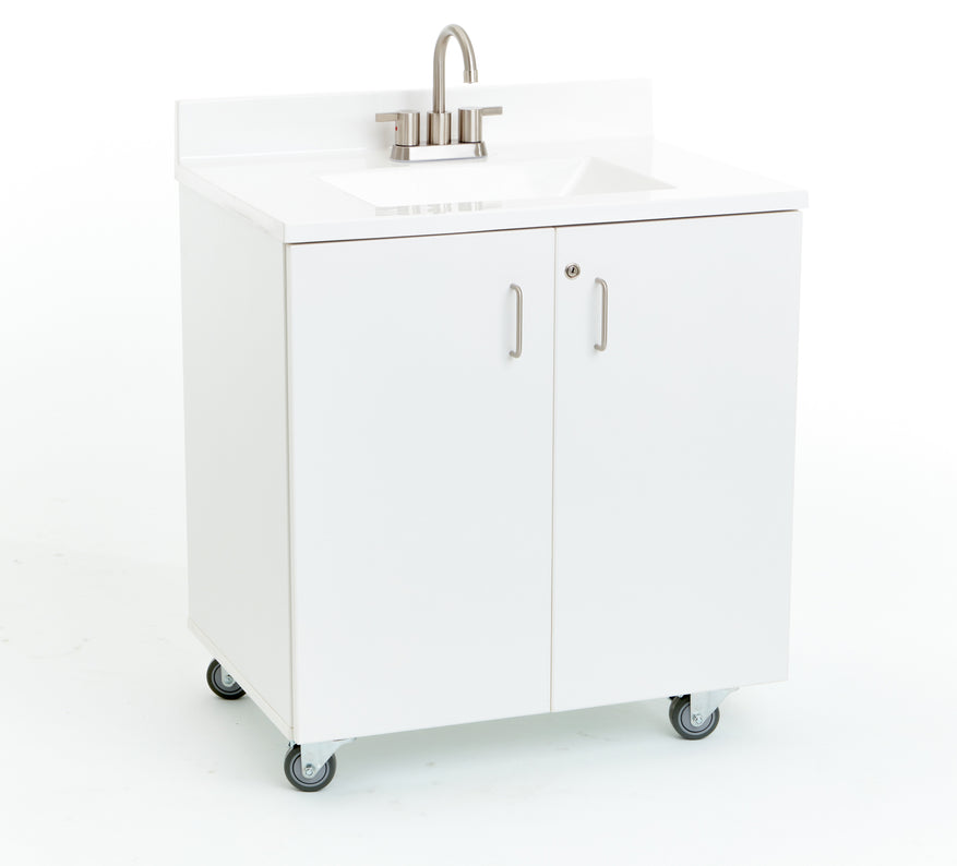 Heated Portable Sink