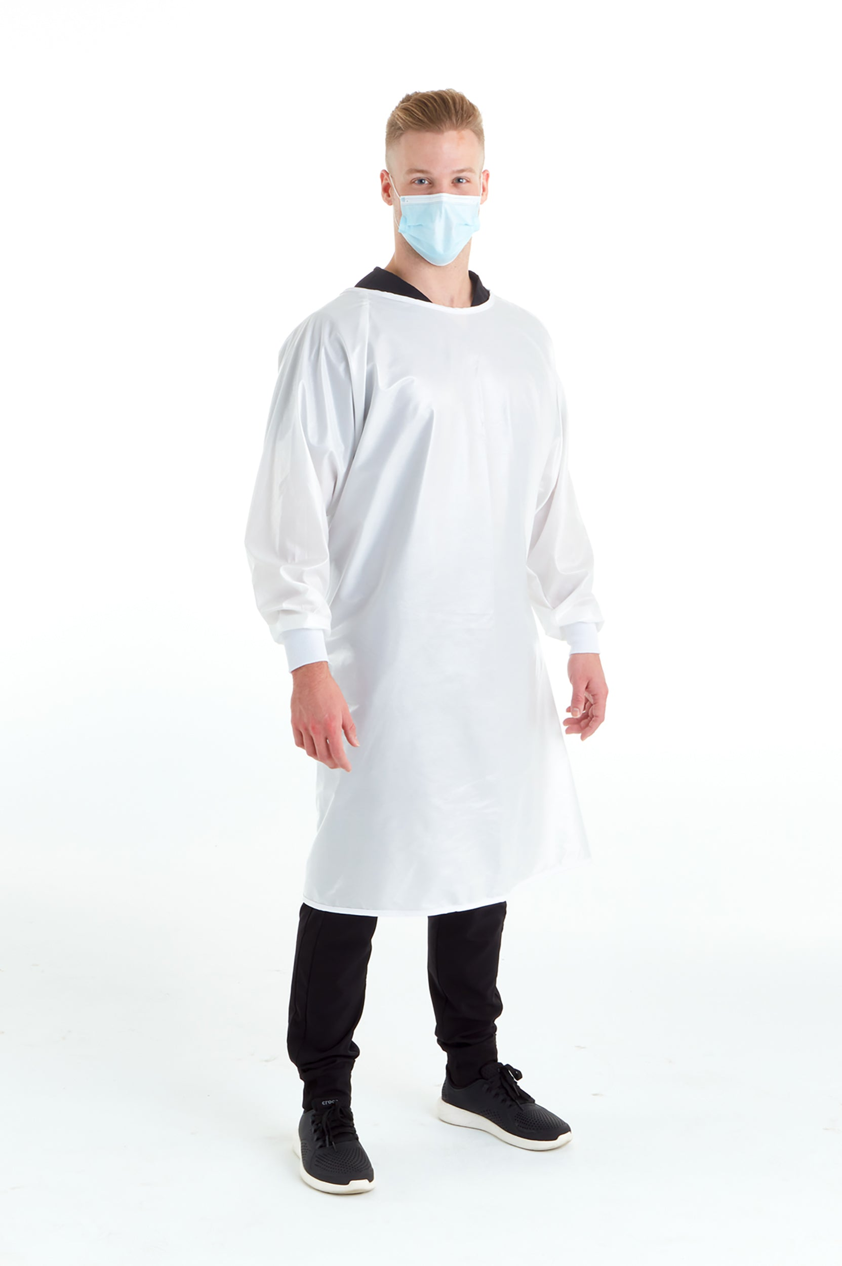 Reusable Non-Surgical Gown - Pearl