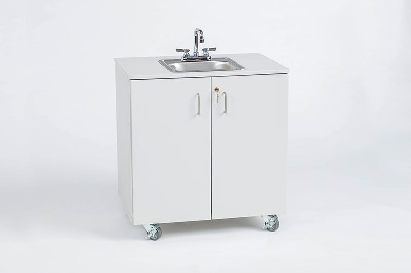 Heated Commercial Grade Indoor/Outdoor Portable Sink