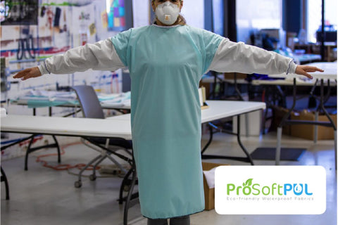 Level 3 Isolation Gown Style A
