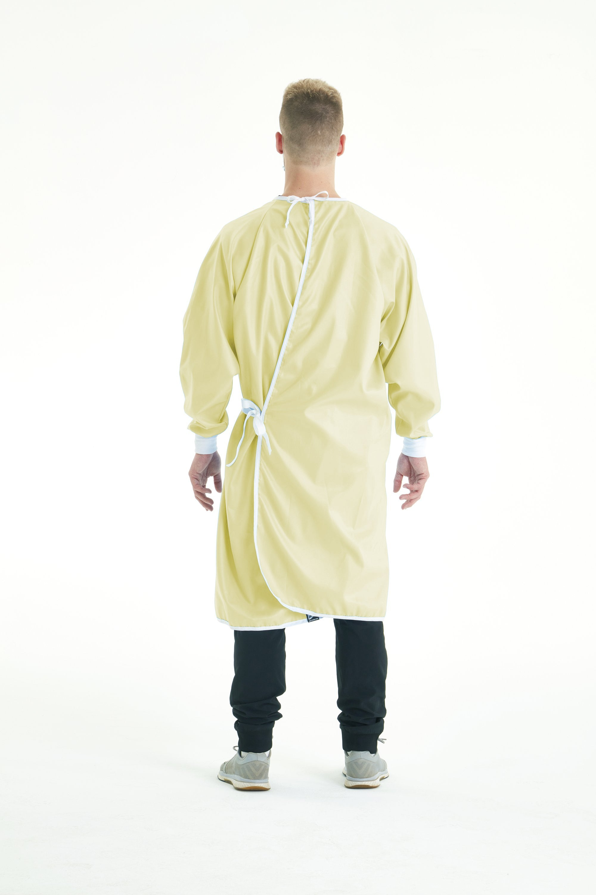 Reusable Level 2 Gown - Yellow