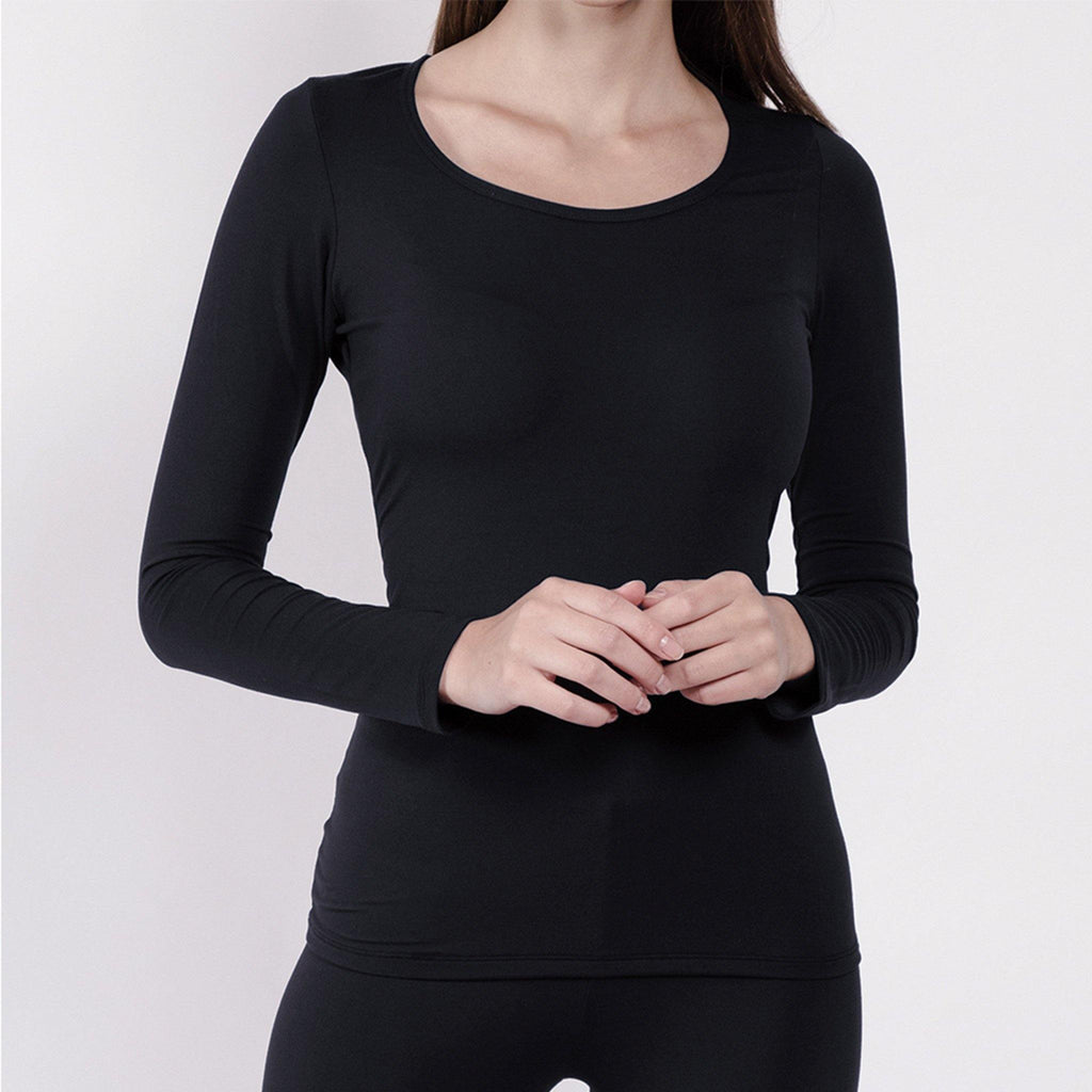 THERMAL ULTRA SOFT LONG SLEEVE CREW NECK (2651)