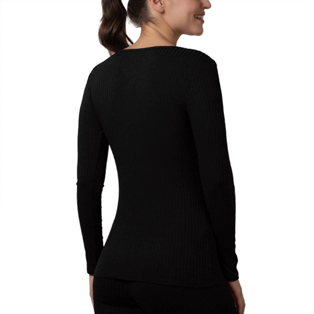 THERMAL WARM ESSENTIALS LONG SLEEVE CREW NECK (2662)