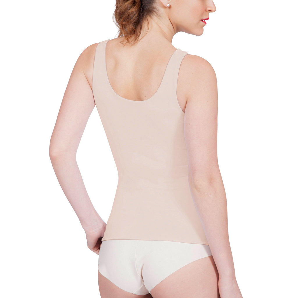 BODY CONTROL  SMOOTH SHAPING REVERSIBLE TOP (2635)