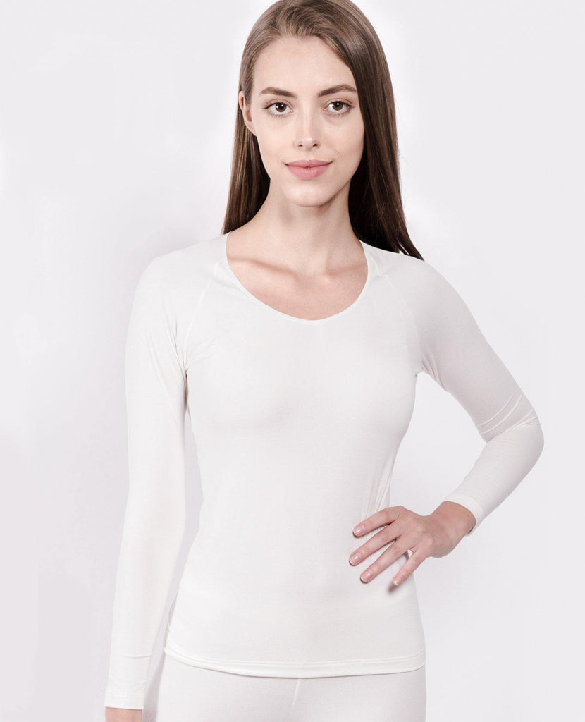 BODY CONTROL THERMALWEAR LONG SLEEVE CREW TOP (2625)