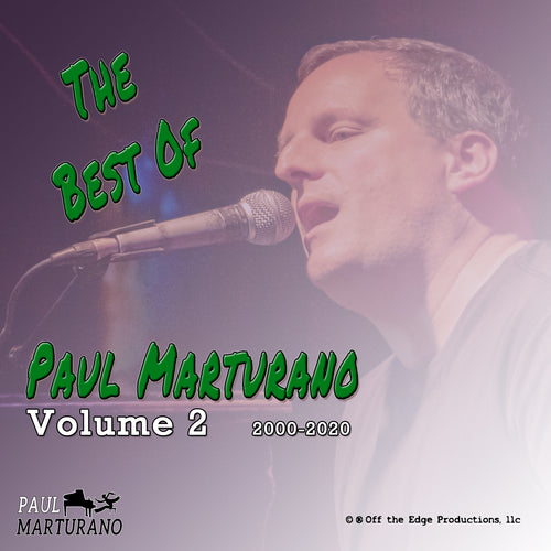 Best Of Paul Marturano 2000-2020 Volume 2
