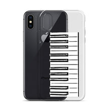 Load image into Gallery viewer, Piano iPhone Case