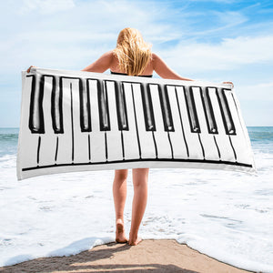 The Ultimate Piano Towel