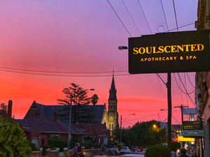 Relocation Online- Soulscented is growing and expanding.