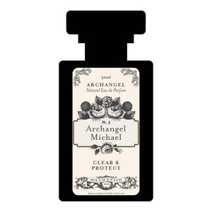 Soulscented-Apothecary, Day Spa, Salon, Perfumery & College Archangel Collection 30ml Natural Eau de Parfum Clear & Protect Range by Archangel Michael
