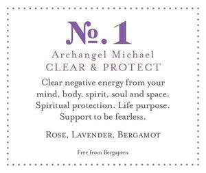 Soulscented-Apothecary, Day Spa, Salon, Perfumery & College Archangel Collection Clear & Protect Range by Archangel Michael