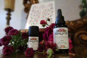 Soulscented-Apothecary, Day Spa, Salon, Perfumery & College Ritual Kits Cord Cutting Healing Ritual