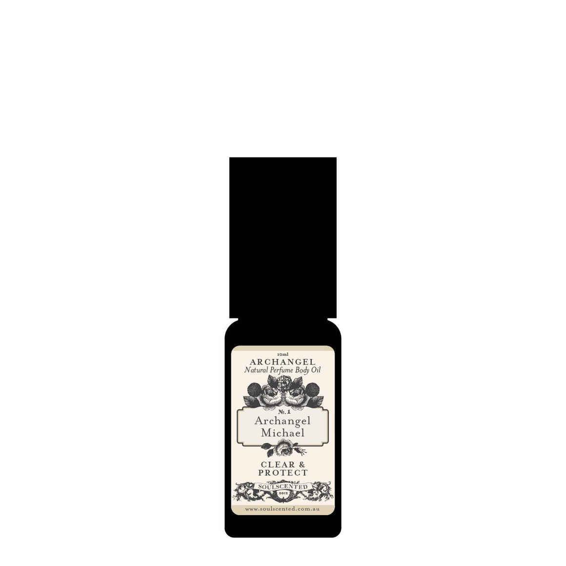 Soulscented-Apothecary, Day Spa, Salon, Perfumery & College Roll On Natural Perfume Body Oil 10ml Clear & Protect Roll On Natural Perfume Body Oil 10ml