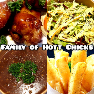 FAMILY OF HOTT CHICKS