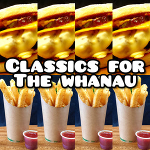 CLASSICS FOR THE WHANAU