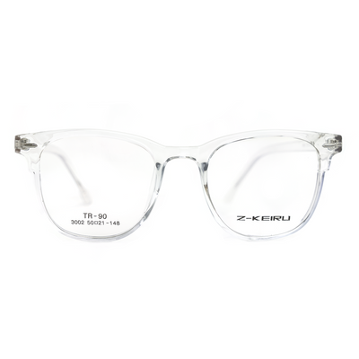 Oversized Eyeglasses (3002) by Z-KEIRU - 3 Colours - Raylite Optical Store