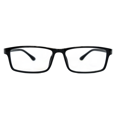 Army Black Eyeglasses (0-1077) by KAZATTI - Raylite Optical Store