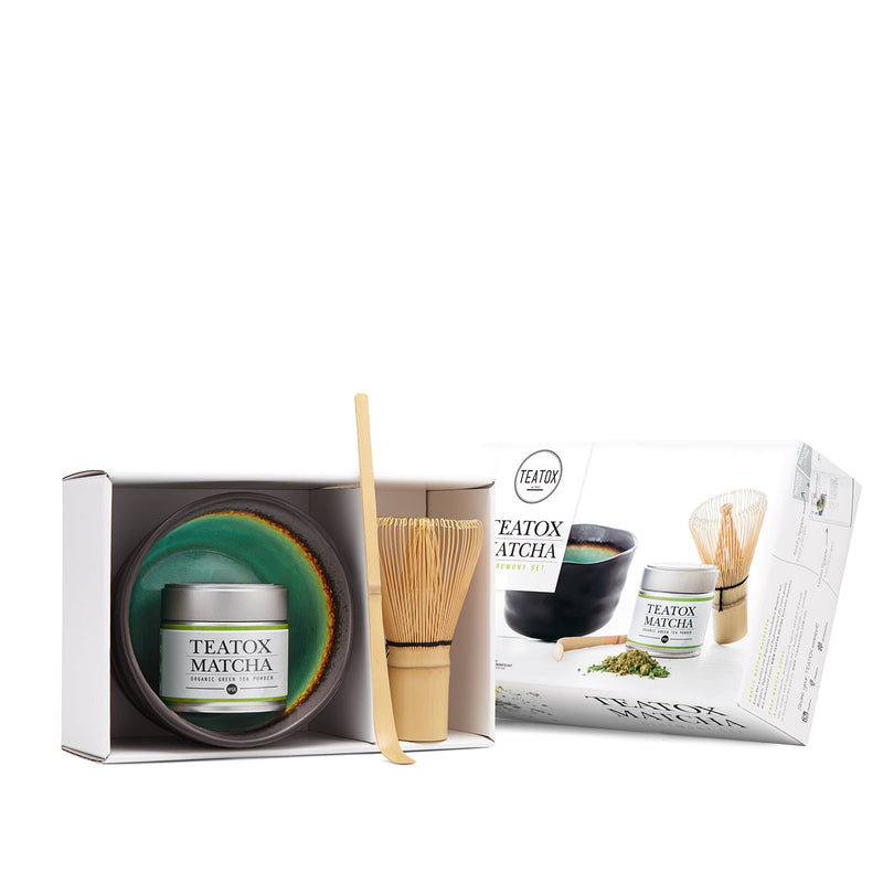 Matcha Ceremony Set