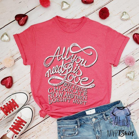 All You Need is Love Shirt - Mvptshirt