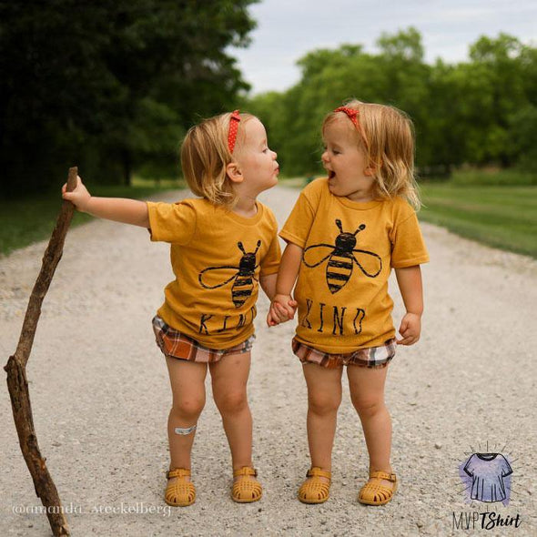 Bee Kind Kids - mvptshirt