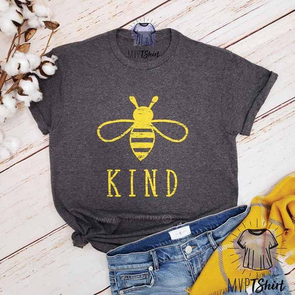 Bee Kind Shirt - mvptshirt