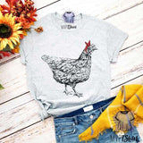Chicken Shirt - mvptshirt
