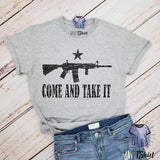 Come and Take It Shirt - mvptshirt